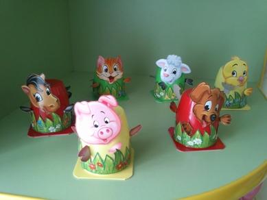 Настольный кукольный театр в детском саду своими руками фото 39